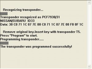 Software modules description and prices | Transponder Maker